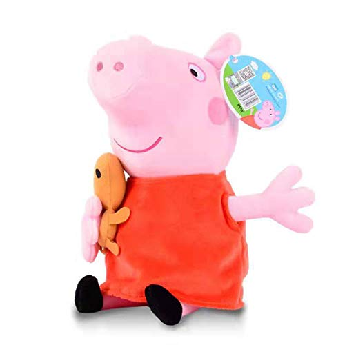 Peppa Pig Doll (Aismrii Peppa Toys, Peppa Plush)