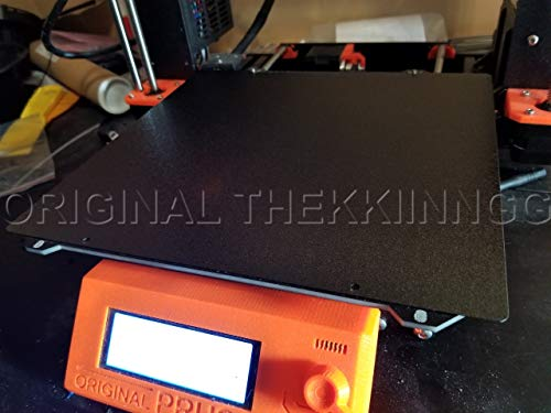 - Thekkiinngg Prusa MK3 /S Double-Sided Textured Pei Powder-Coated Sheet V4
