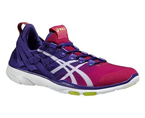 Asics - Zapatillas para deportes de exterior para mujer Rosa