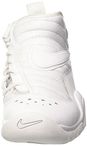 NIKE Shake Air Hombre Ndestrukt Gimnasia para Bianco Blanco de Zapatillas q6q5Rdwnp