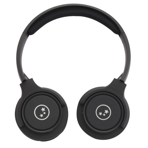UPC 816246013793, Able Planet SH180BM Musicians' Choice Stereo On-Ear Headphones (Metallic Black) by AblePlanet