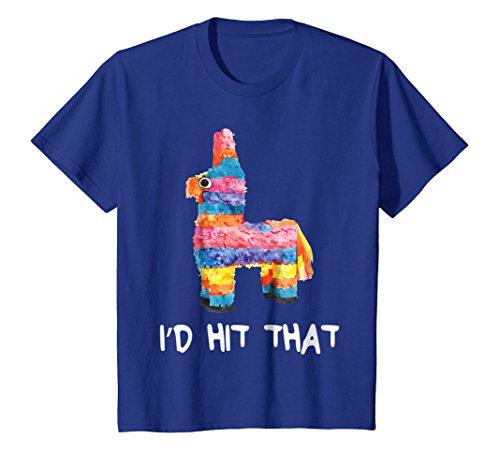 Id Hit That Pinata T-Shirt Cinco de Mayo Party Shirt