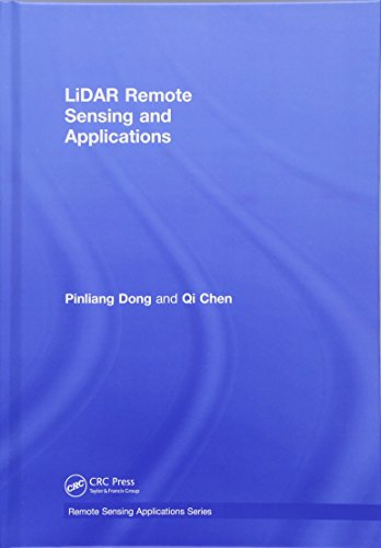 LiDAR Remote Sensing and Applications (Remote Sensing Applications Series) by CRC Press