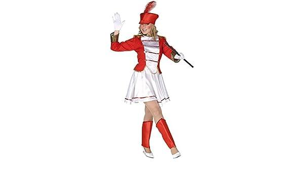 Disfraz majorette adulto. Talla 42/44.: Amazon.es: Juguetes y juegos