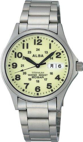 [알바]ALBA 손목시계 ALBA 밀리터리 APBT205 맨즈