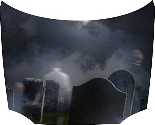 Bonnet Sticker Graveyard: