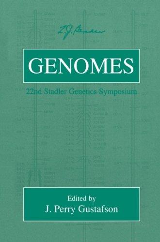 Genomes (Stadler Genetics Symposia Series)