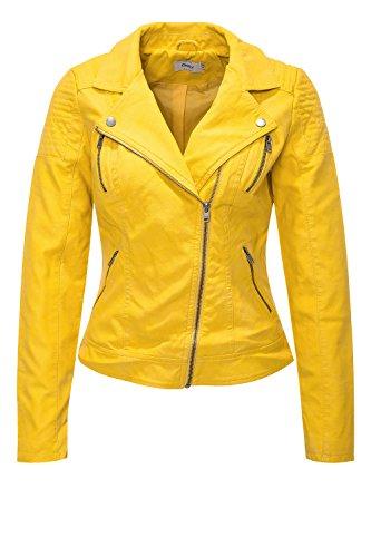 OTW Blouson Femme CC Biker Only Onlsteady Rose Faux Leather wzx6AH