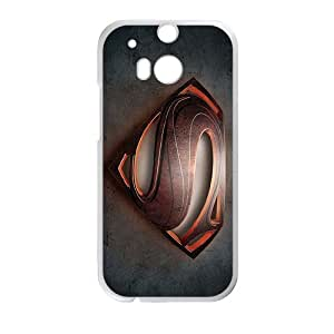 Superman Design Pesonalized Creative Phone Case For HTC M8