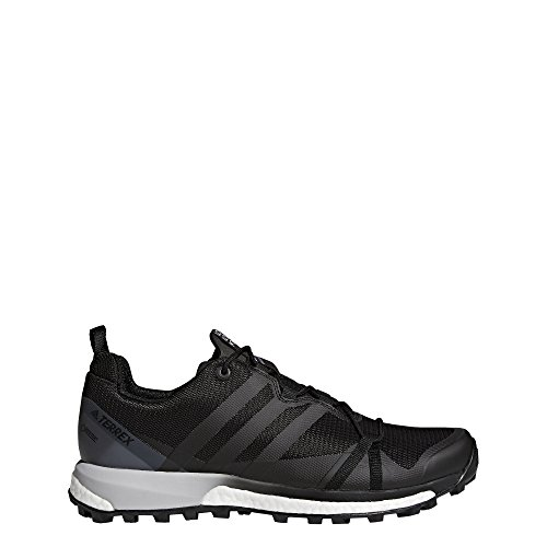 - adidas outdoor Men's Terrex Agravic GTX Black/Black/White 9.5 D US