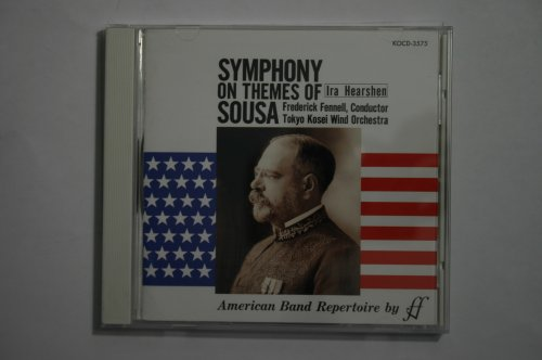 Symphony on Themes of Sousa - Frederick Fennell - Tokyo Kosei Wind Orchestral (Kosei)