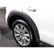 Liquor Car New For Audi Q5 2009-2011 2010 Wheel Fender Flares Well Trim Eyebrows Set Adhesive