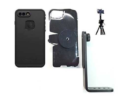 sale retailer e66d0 be030 Amazon.com: SlipGrip Tripod Mount For Apple iPhone 8 Plus Using ...