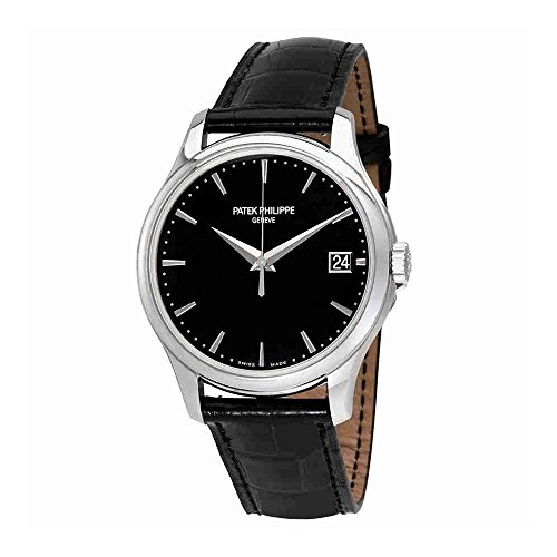 patek-philippe-calatrava-39mm-white-gold-watch-black-leather-strap