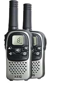 AEG R110 - Walkie-talkies Voxtel, banda libre