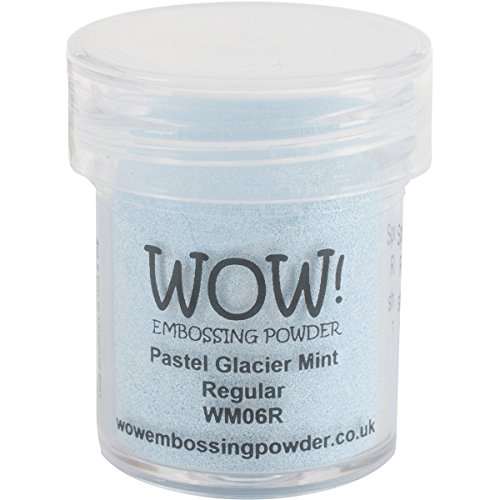 Wow Embossing Powder, 15ml, Glacier Mint