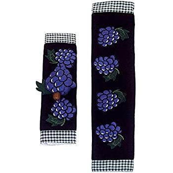 Amazon Com Kitchen Appliance Handle Covers With Grape