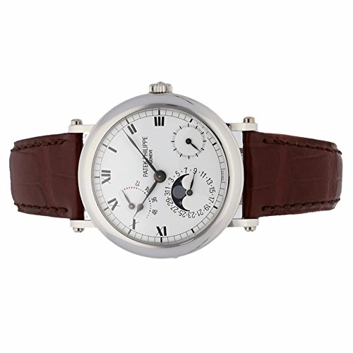 Patek Philippe Complications automatic-self-wind mens Watch 5054P-001 (Certified Pre-owned)