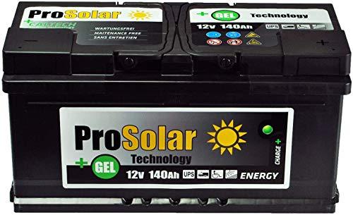 411Ps1RHHaL 140Ah Gelbatterie Solarbatterie Versorgungsbatterie Verbraucherbatterie 12V