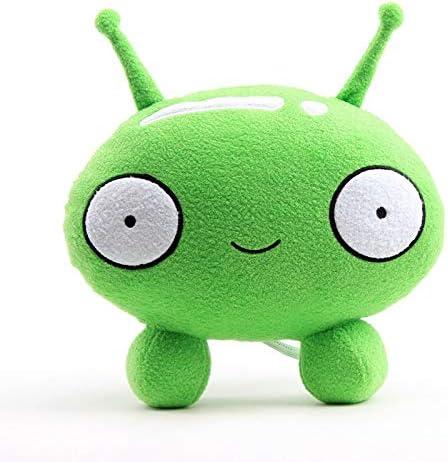 Boufery Final Space Plush Figure Toy , Netflix Mooncake Soft Farcito Bambola per Regalo di Compleanno 25cm