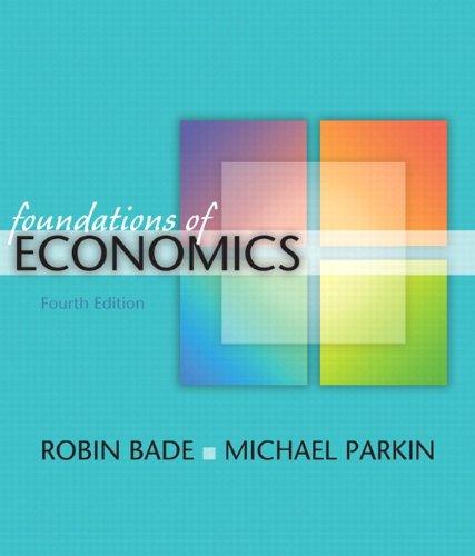 Foundations of Economics, 4th Edition