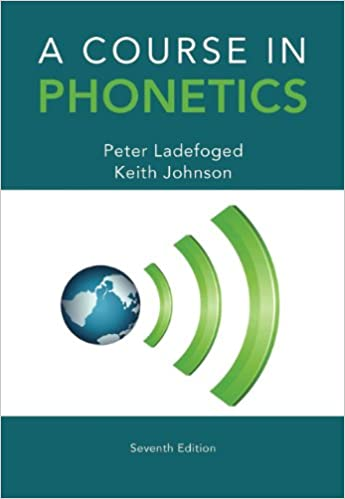a course in phonetics ladefoged free download pdf