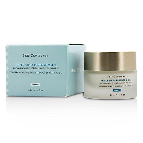 Cream Cleansing Skinceuticals (Skin Ceuticals Skin ceuticals triple lipid restore 2:4:2, 1.6oz, 1.6 Ounce)