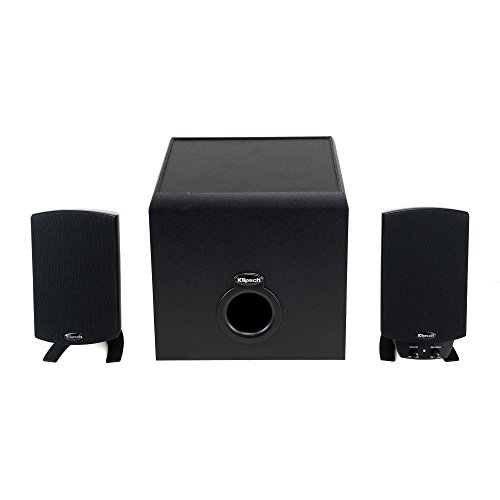 Klipsch - ProMedia 2.1 Bluetooth Speaker System  - Black