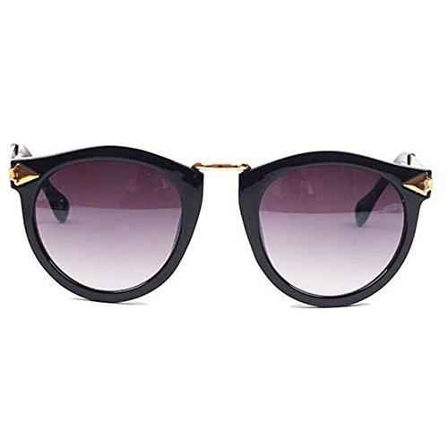 HuaYang Fashion Vintage Aviator Sunglasses