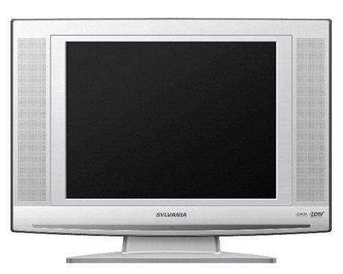 Sylvania LC155SL8 15-Inch LCD HDTV ()