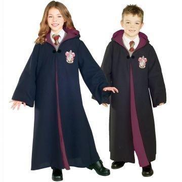 Kids Deluxe Gryffindor Robe