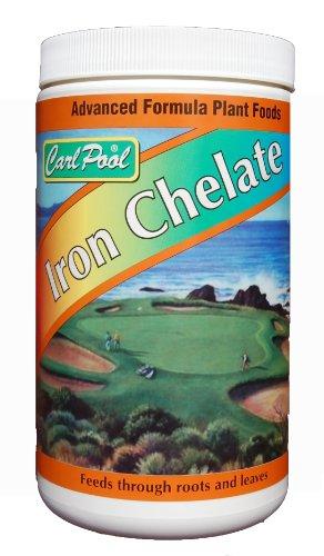 Chelated Iron Fertilizer - 3