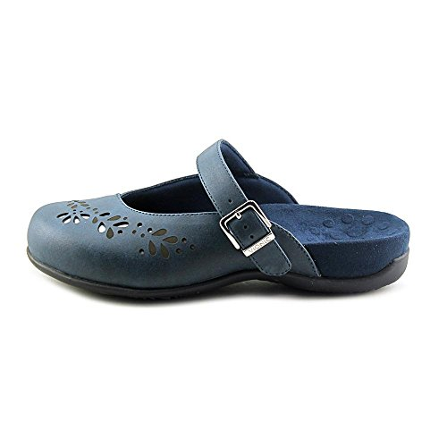 Technology Navy Vionic Orthaheel With Jane Mary 7 Rest Size Mule Midway Womens RRBE7xqw1