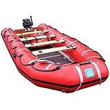 Amazon.com: Plataforma hinchable flotante para pesca de ...