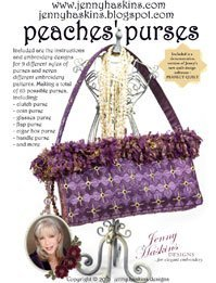 s Peaches Purses Design CD (Embroidery Multi Formatted Cd)