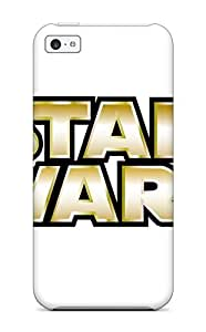 New Arrival Case Cover With HdHJLNQ8111SHZcn Design For Iphone 5c- Star Wars Logo