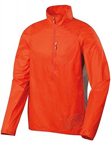 Ultimate Direction Marathon Shell Jacket - Men's Fire Large