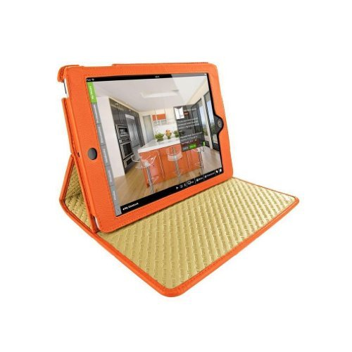 Piel Frama 605ORANGE - iPad mini用レザーケース、カラー:オレンジ [並行輸入品]   B07LFDSV6T