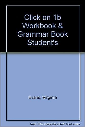 Amazon livres audio gratuits à téléchargerClick on 1b Workbook & Grammar Book Student's (Littérature Française) CHM 1844669203