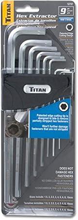 1//2 1//2 Pilot Length 7-1//2 Overall Length Titan TR97479 High Speed Steel Standard Capscrew Counterbore 0.7550 Cutting Length 0.5 Pilot
