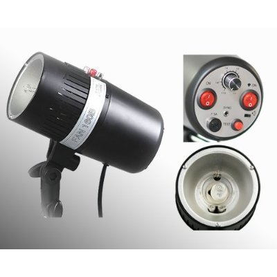 ePhoto 160 WS Photography Studio Lighting Mono Light Master Slave Strobe Flash Light by ePhotoINC F160 from Hakutatz
