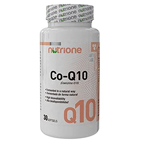 Nutrione - Coencima Q10 - 30 softgels