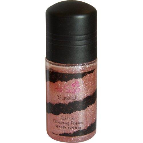 Aquolina Pink Sugar sensual Roll-On Shimmering profumo per donna, 50ml Selectiva SpA AQUPISF0005003