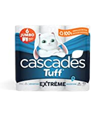 Cascades Tuff Extreme Paper Towels, 2-ply, 88 Sheets per Roll - 6 Double Rolls