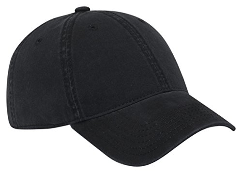 Low Profile Style Cap (Ultra Soft Superior Garment Washed Brushed Cotton Twill Low Profile Style)