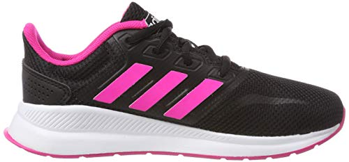 ftwr Ee4669 core Adidas Niños Mehrfarbig Running Pink K shock Black Para Runfalcon Zapatillas De White xwxFqR76