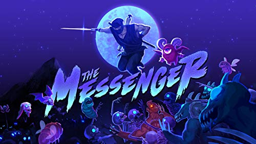 The Messenger - Nintendo Switch [Digital Code]