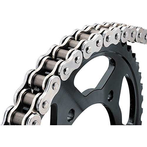 BikeMaster 530 BMZR Series Motorcycle Chain - Chrome / 530 X 120 ()
