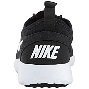 NIKE Women's Juvenate Sneaker, Black/White/Black/White, 10.5 B US