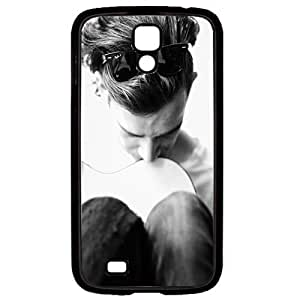 S4 case ,Samsung Galaxy S4 case ,Fashion Durable Black Side design for Samsung Galaxy S4,PC material Phone Cover ,Designed Specially Pattern with Matthew Healy,the 1975.